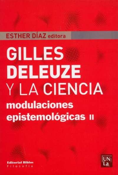 Gilles Deleuze y la ciencia