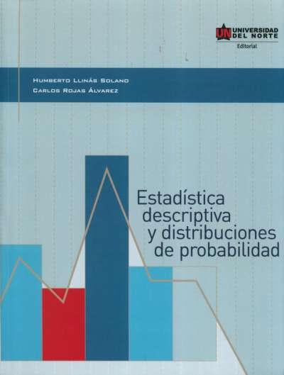 Libro: Estadística descriptiva y distribuciones de probabilidad   Autor: Humberto Llínas Solano   Isbn: 9789588525087