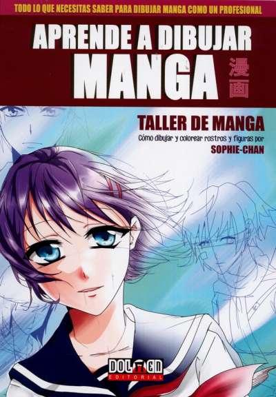 Aprende a dibujar manga. Taller de Manga