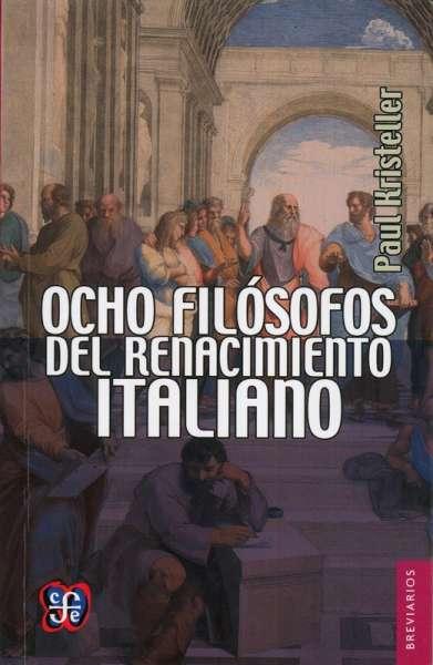 Ocho filosóficos del renacimiento italiano