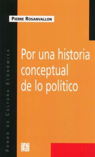 Por una historia conceptual de lo político