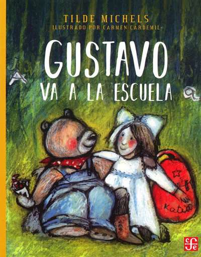 Gustavo va a la escuela