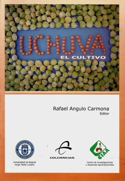 Uchuva el cultivo  - Rafael Angulo Carmona - 9583375837