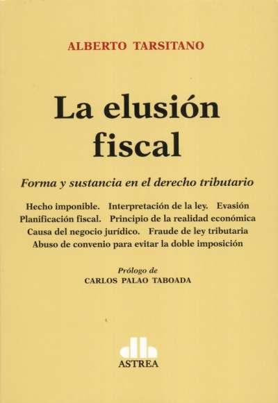 La elusión fiscal
