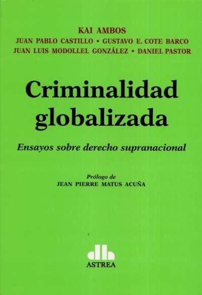 Criminalidad globalizada